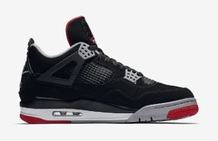"Air Jordan Retro 4 ""Bred"" - Men's en internet"
