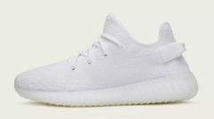 "Adidas Yeezy 350 V2 ""Cream White"""