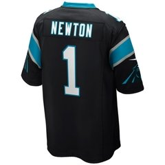 Cam Newton Carolina Panthers Nike Game Jersey - Black en internet