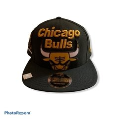 New Era 9Fifty Original Fit 6 x NBA Chicago Bulls Champions 91/92/93/96/97/98