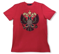 Hudson 'Eagle' Red T-Shirts