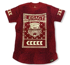 Switch 'Legacy' T-Shirt Red