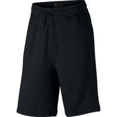 "JORDAN SPORTSWEAR WINGS FLEECE ""BLACK"" SHORTS - MEN'S"