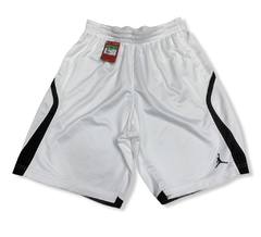 Air Jordan NBA Black & White Short - (XL)