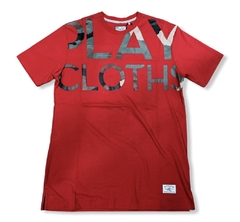 Play Cloths 'Camo Red' T-Shirts