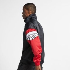 Jordan Wings Classic Quarter-Zip Jacket - LoDeJim