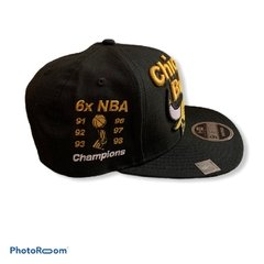 New Era 9Fifty Original Fit 6 x NBA Chicago Bulls Champions 91/92/93/96/97/98 en internet