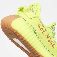 adidas Yeezy Boost 350 v2 Semi Frozen Yellow - LoDeJim