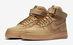 "AIR FORCE 1 HIGH ""WHEAT FLAX"" - MEN'S"