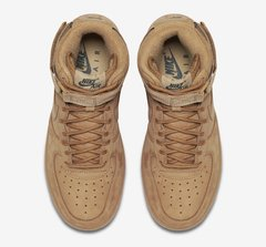 "AIR FORCE 1 HIGH ""WHEAT FLAX"" - MEN'S - LoDeJim"