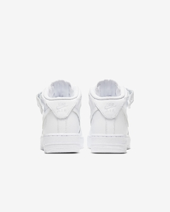 "Nike Air Force 1 Mid '07 ""White/White"" - GS - LoDeJim"