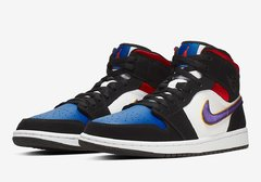 "Air Jordan 1 Mid ""Lakers Top 3"" - Men's - comprar online"