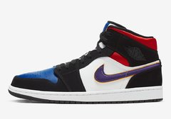 "Air Jordan 1 Mid ""Lakers Top 3"" - Men's"