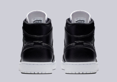 "Air Jordan 1 Mid Black White ""Maybe I Destroyed The Game"" - tienda online"