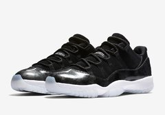 "AIR JORDAN RETRO 11 LOW ""BARONS"" - MEN'S"