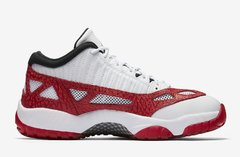 "AIR JORDAN RETRO 11 LOW ""EI FIRE RED"" - MEN'S en internet"