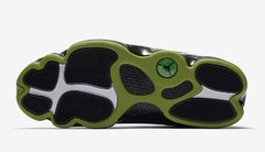 "Imagen de Air Jordan 13 ""Altitude"" Green - Men's"