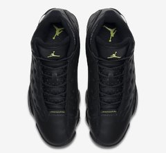 "Air Jordan 13 ""Altitude"" Green - Men's - LoDeJim"