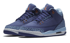 "AIR JORDAN RETRO 3 ""PURPLE DARK"" - GS"