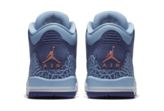 "AIR JORDAN RETRO 3 ""PURPLE DARK"" - GS en internet"