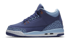 "AIR JORDAN RETRO 3 ""PURPLE DARK"" - GS - comprar online"