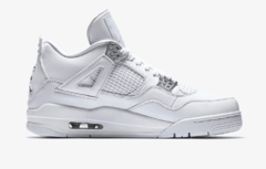"AIR JORDAN RETRO 4 ""PURE MONEY"" en internet"
