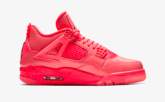 "Air Jordan Retro 4 NRG ""Hot Punch"" 30Th Anniversary en internet"