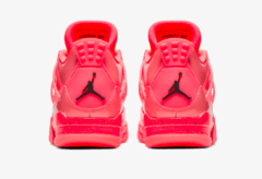 "Air Jordan Retro 4 NRG ""Hot Punch"" 30Th Anniversary - LoDeJim"