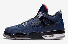 Air Jordan 4 Winterized Loyal Blue - Men's
