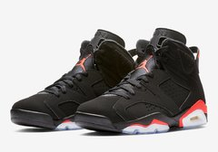 "Air Jordan 6 ""Infrared"" - Men's"