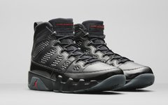 "AIR JORDAN RETRO 9 ""BRED"" - MEN'S"