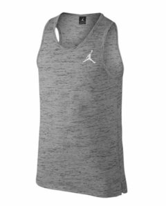 Air Jordan All Star Gray Tank Top (Musculosa)