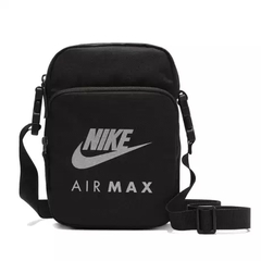 NIKE HERITAGE AIR SMIT 2.0 BAG BLACK