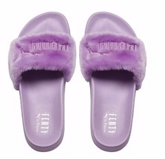 FENTY PUMA by Rihanna 'Leadcat Fenty' Faux Fur Orchid Bloom-Puma en internet