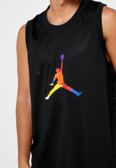 Nike Air Jordan DNA ''BLACK'' Three Colors Jersey - comprar online