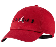 JORDAN HERITAGE 86 WASHED JUMPMAN AIR CAP ADJUSTABLE