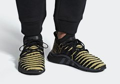 "Imagen de adidas EQT Support ADV PK ""Shenron"" Black/Gold x Dragon Ball Z"