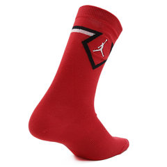 JORDAN LEGACY DIAMOND CREW SOCKS RED - comprar online