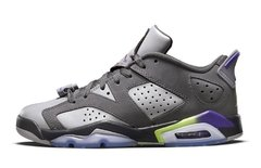 "AIR JORDAN RETRO 6 LOW ""ULTRA VIOLET"" GS - comprar online"