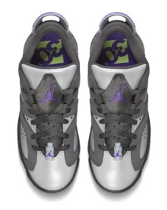 "AIR JORDAN RETRO 6 LOW ""ULTRA VIOLET"" GS en internet"