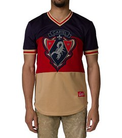 Hudson The Cartel Scorpion Tricolor Jersey T-Shirt