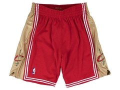 Mitchell & Ness Cleveland Cavaliers NBA Authentic Men's Mesh Team Shorts 2003-2004