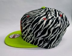 "GORRA NEW ERA ""CHICAGO BLACKHAWKS"" ZEBRA - SNAPBACK - comprar online"