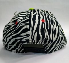 "GORRA NEW ERA ""CHICAGO BLACKHAWKS"" ZEBRA - SNAPBACK en internet"