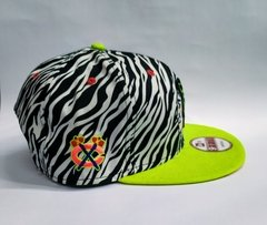 "GORRA NEW ERA ""CHICAGO BLACKHAWKS"" ZEBRA - SNAPBACK - LoDeJim"
