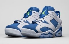 "AIR JORDAN RETRO 6 LOW ""GHOST GREEN "" GS - comprar online"