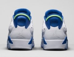 "AIR JORDAN RETRO 6 LOW ""GHOST GREEN "" GS - tienda online"
