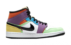 Air Jordan 1 Mid SE WMNS Multicolor en internet