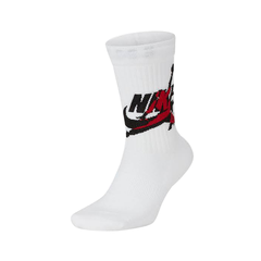 Air Jordan Legacy Crew Socks White/Red