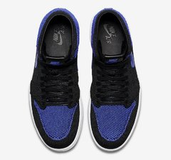 "AIR JORDAN 1 FLYKNIT ""ROYAL"" - MEN'S - LoDeJim"